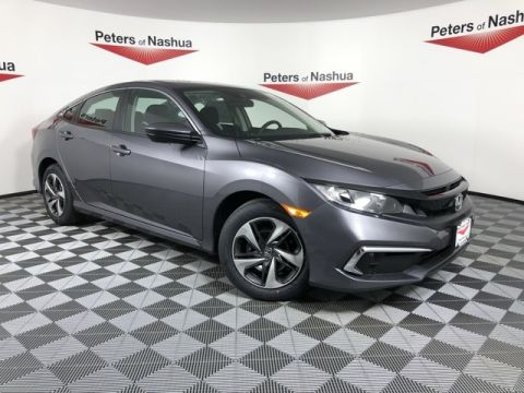 New Honda Civic For Sale | Peters Honda of Nashua on